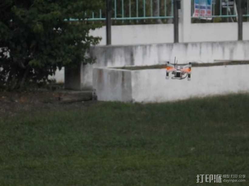 XL-RCM 10.0 PIXXY:袖珍无人机/FPV 飞行器 3D模型  图48