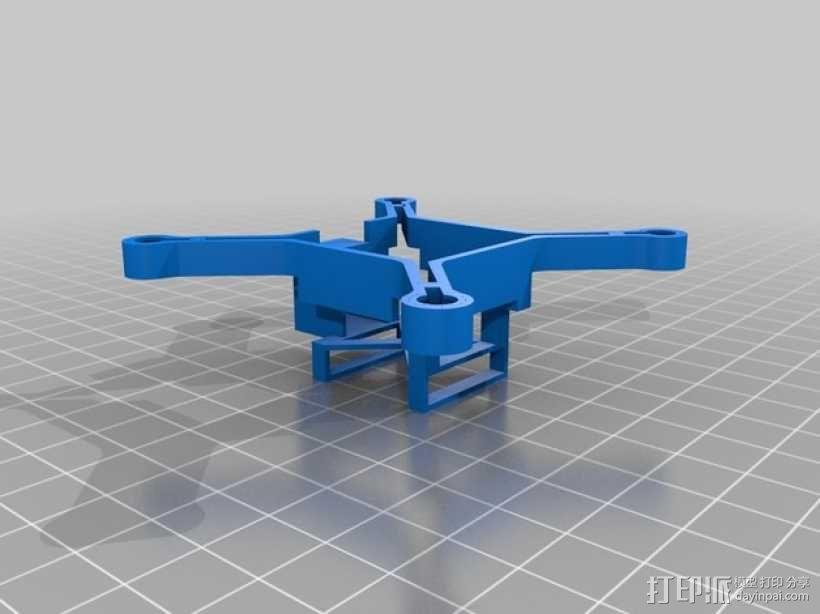 XL-RCM 10.0 PIXXY:袖珍无人机/FPV 飞行器 3D模型  图50