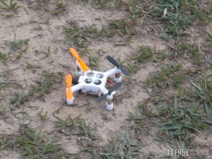 XL-RCM 10.0 PIXXY:袖珍无人机/FPV 飞行器 3D模型  图52