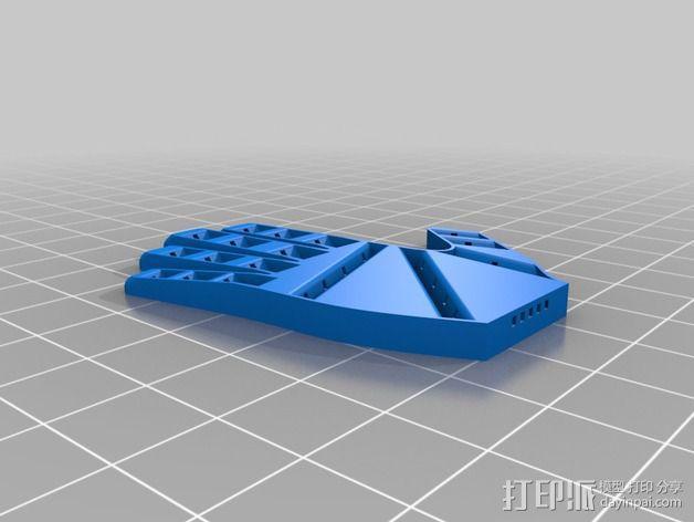 打印假肢 3D模型  图2