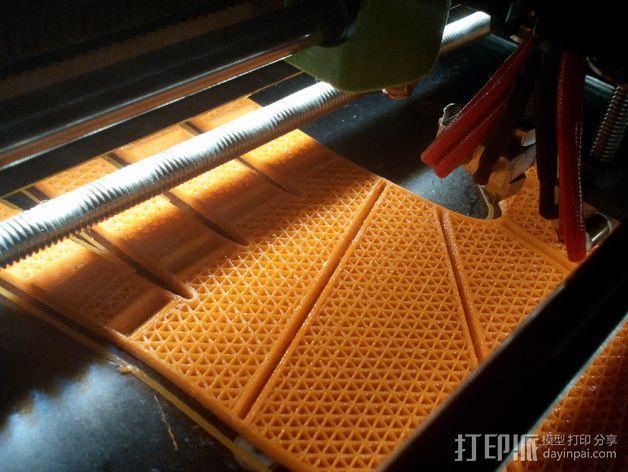 打印假肢 3D模型  图11