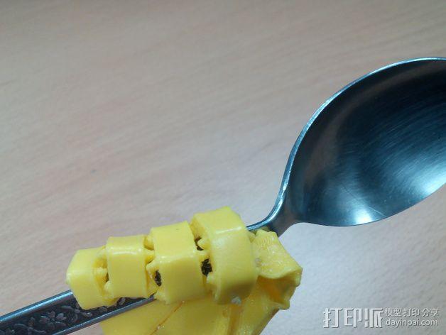 打印假肢 3D模型  图10