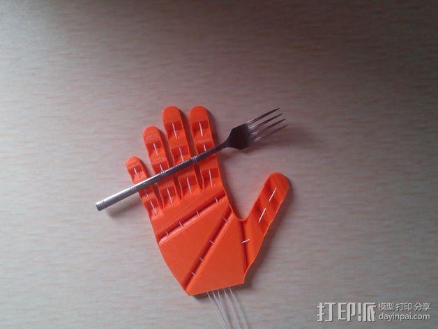 打印假肢 3D模型  图8