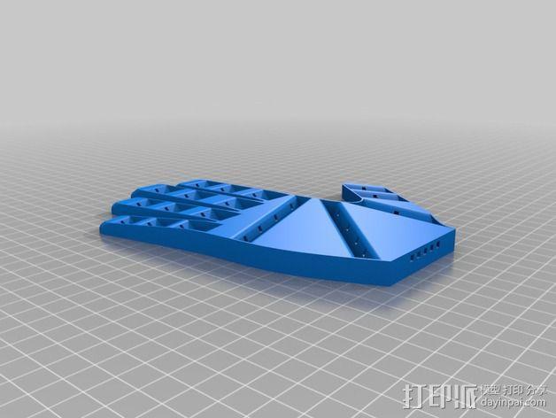 打印假肢 3D模型  图12