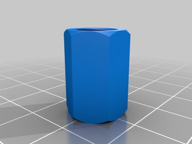 螺母,螺丝,螺杆 3D模型  图9