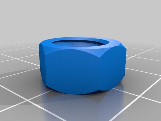 螺母,螺丝,螺杆 3D模型  图7
