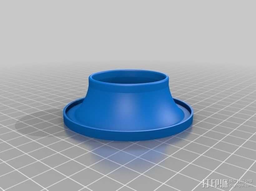 离心式压缩机 3D模型  图3