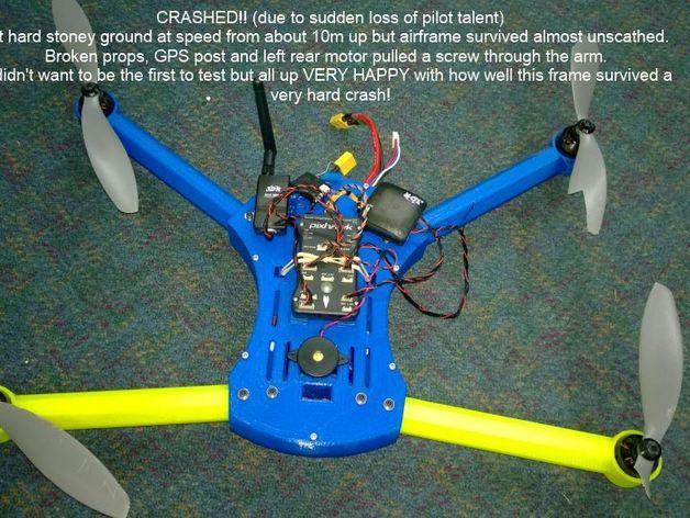 T4 四轴飞行器 3D模型  图6