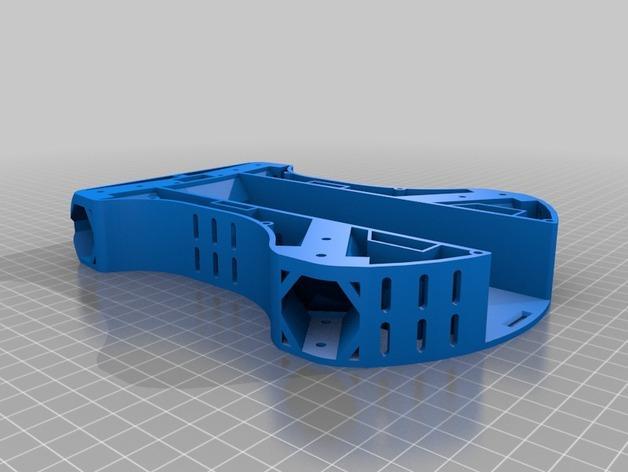 T4 四轴飞行器 3D模型  图8