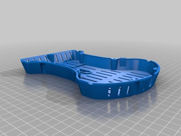 T4 四轴飞行器 3D模型  图9
