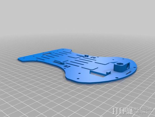 T4 四轴飞行器 3D模型  图10