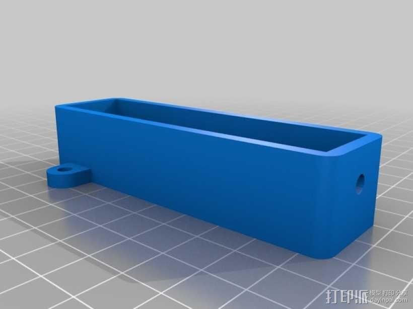 18650持有器 3D模型  图9