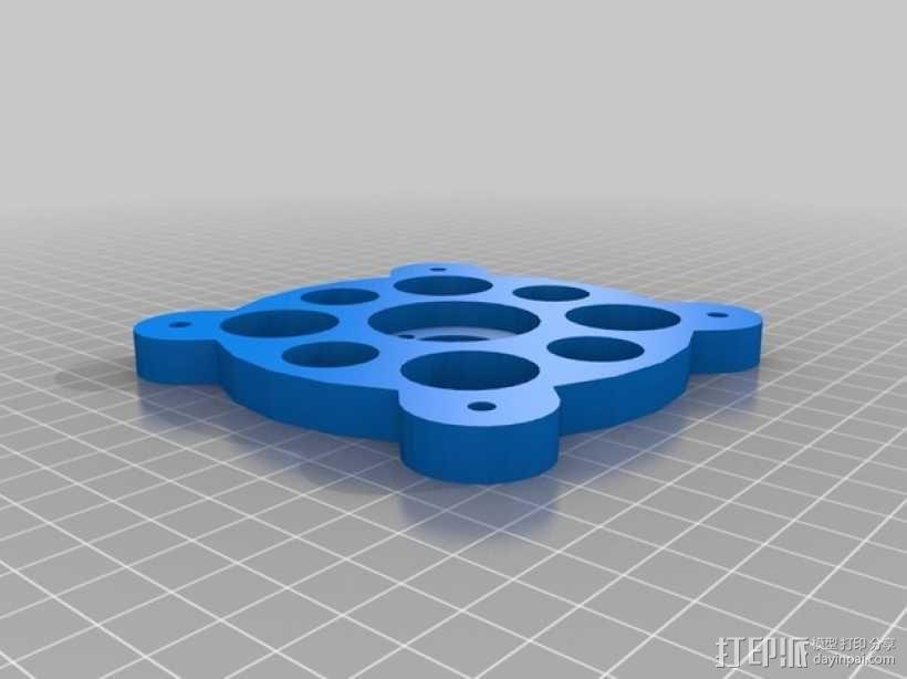 机械臂架 3D模型  图14