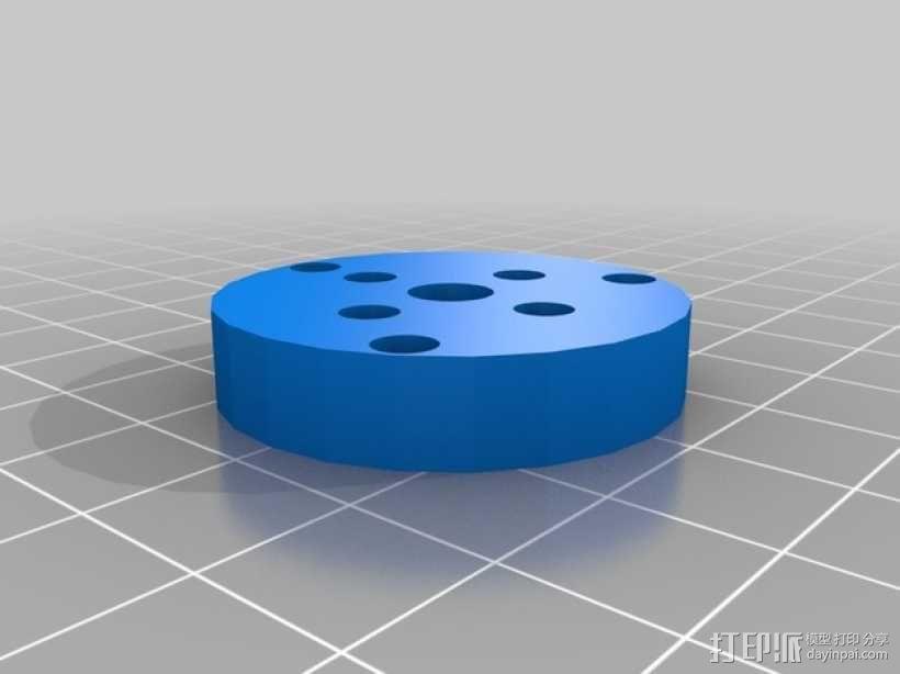 机械臂架 3D模型  图16