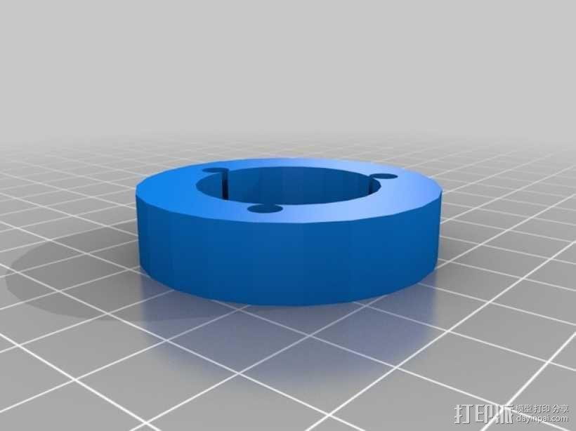 机械臂架 3D模型  图15