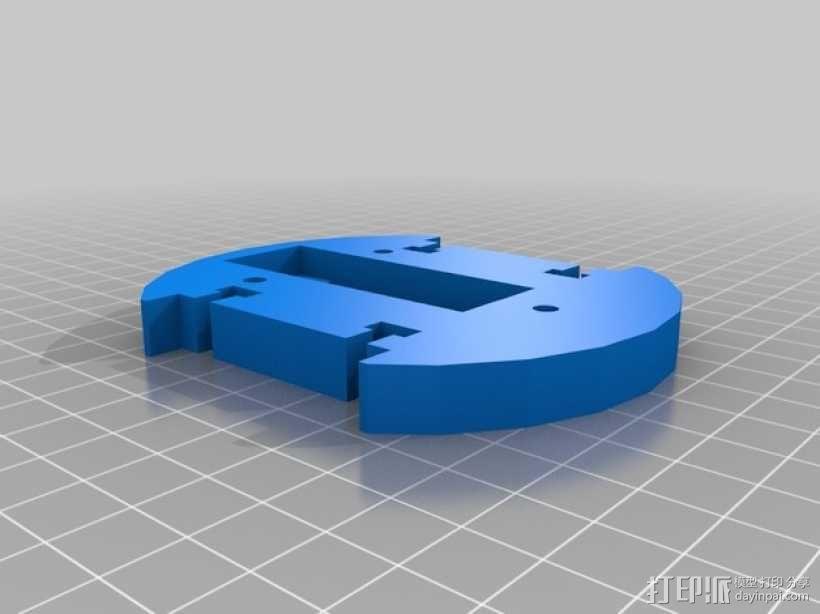 机械臂架 3D模型  图19