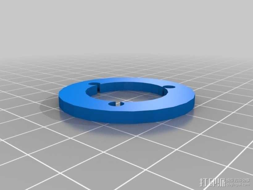机械臂架 3D模型  图17