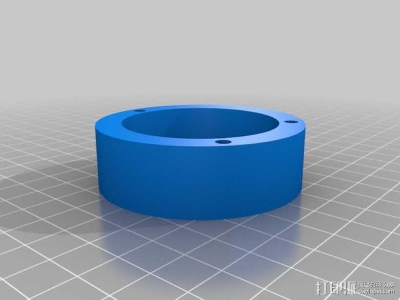 机械臂架 3D模型  图18