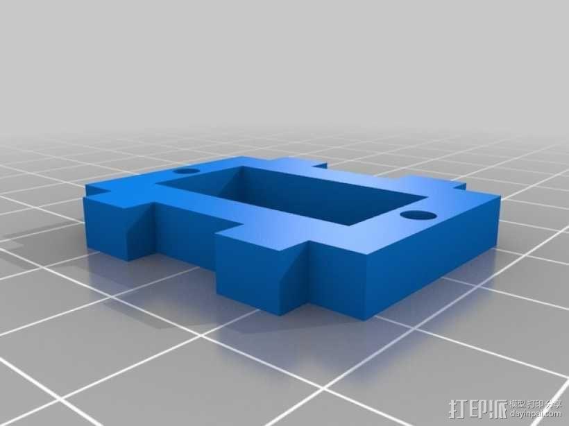 机械臂架 3D模型  图25