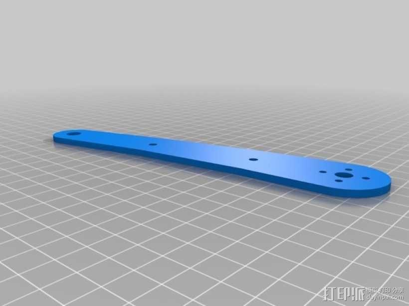 机械臂架 3D模型  图29