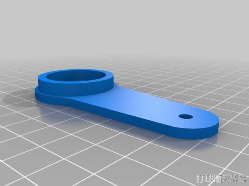 机械臂架 3D模型  图28