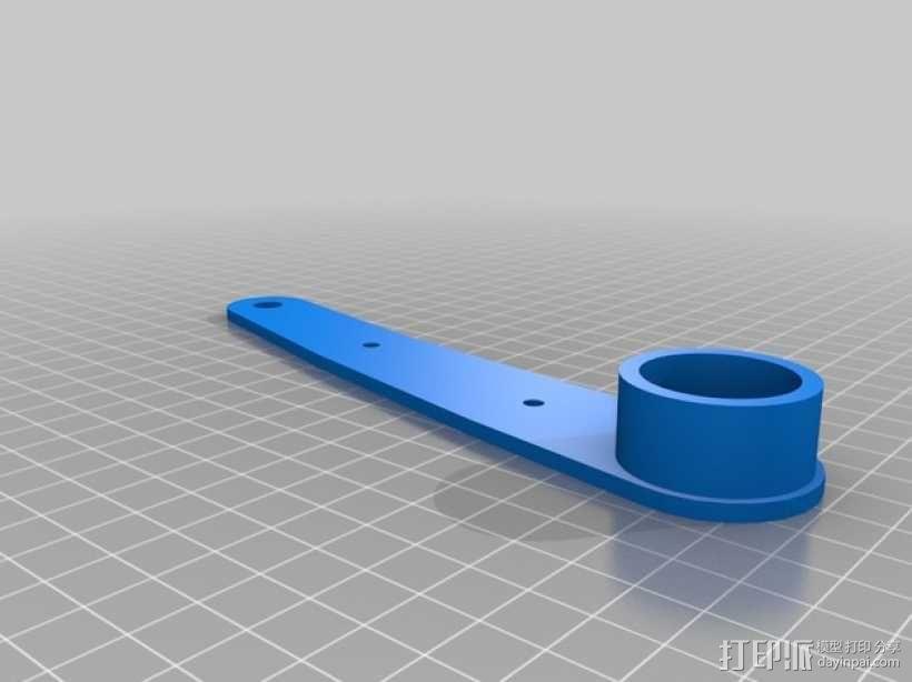 机械臂架 3D模型  图31