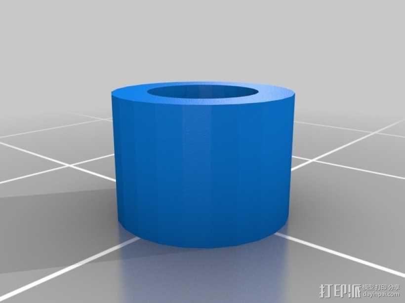 机械臂架 3D模型  图36