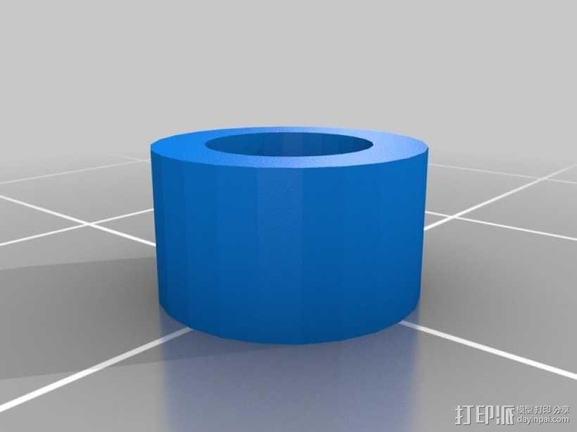 机械臂架 3D模型  图35
