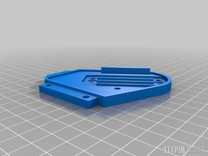 机械臂架 3D模型  图42