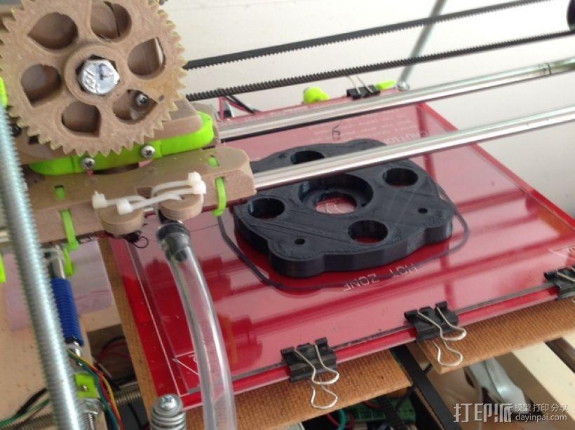 机械臂架 3D模型  图48