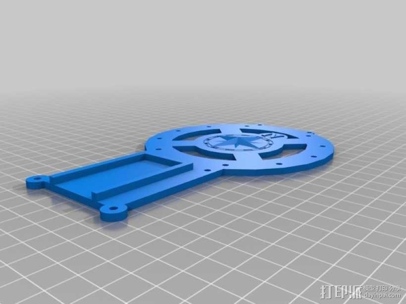 穿越火线号2代 3D模型  图18