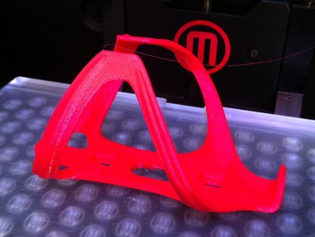 卷装多彩瓶套 3D模型  图3