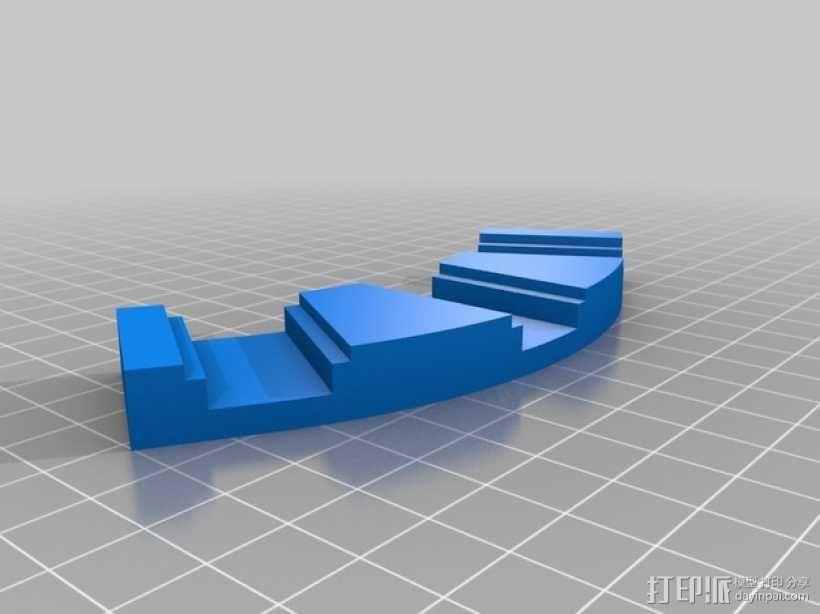 打印你自己的3D扫描仪组件 3D模型  图6