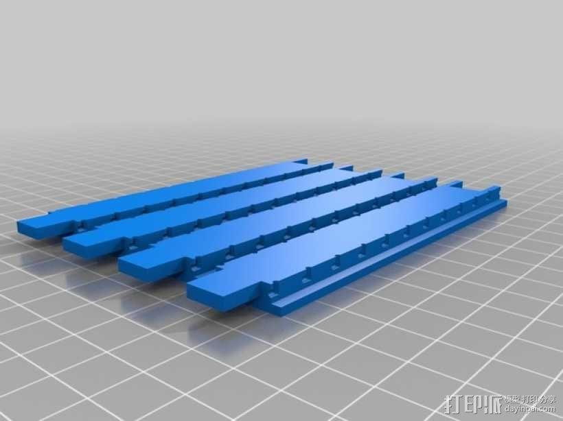打印你自己的3D扫描仪组件 3D模型  图8