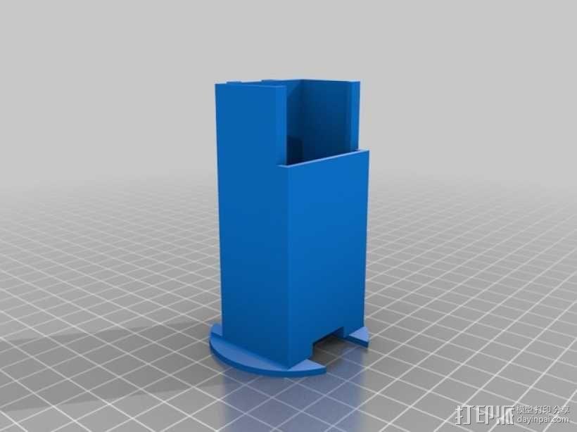 打印你自己的3D扫描仪组件 3D模型  图9