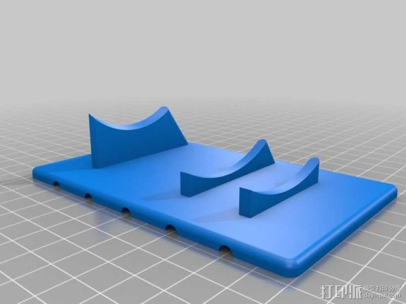 GE 喷气引擎舱 3D模型  图4