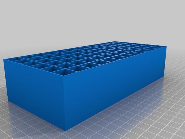 Javelin字时钟隔板 3D模型  图4