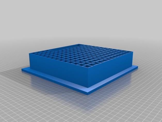 Javelin字时钟隔板 3D模型  图5