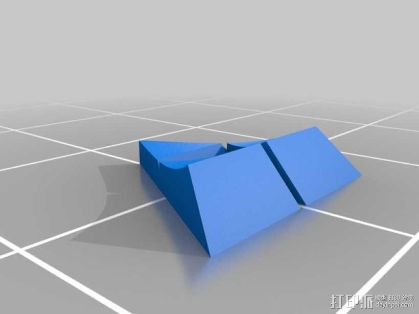 时间的礼物——陶笛 3D模型  图4