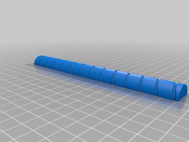 5.8MHz FPV 12转螺旋天线(5645频率)RcHobbysUK 波束宽度31.3度 3D模型  图4