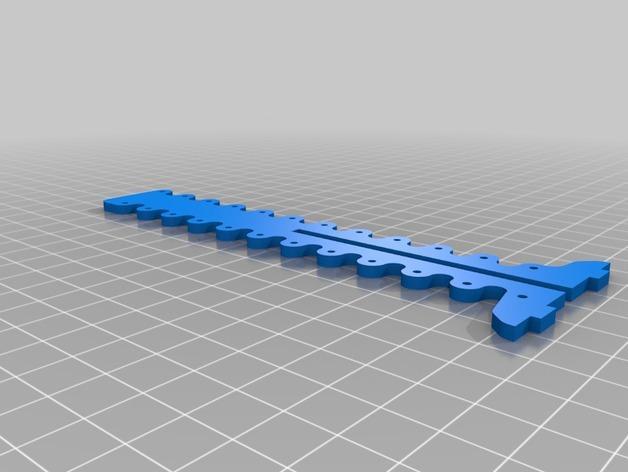 5.8MHz FPV 12转螺旋天线(5645频率)RcHobbysUK 波束宽度31.3度 3D模型  图5