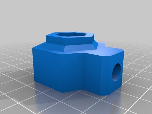 Dremel的钻床 3D模型  图7