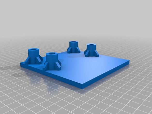 Dremel的钻床 3D模型  图11