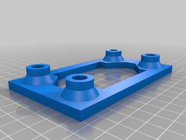 Dremel的钻床 3D模型  图12