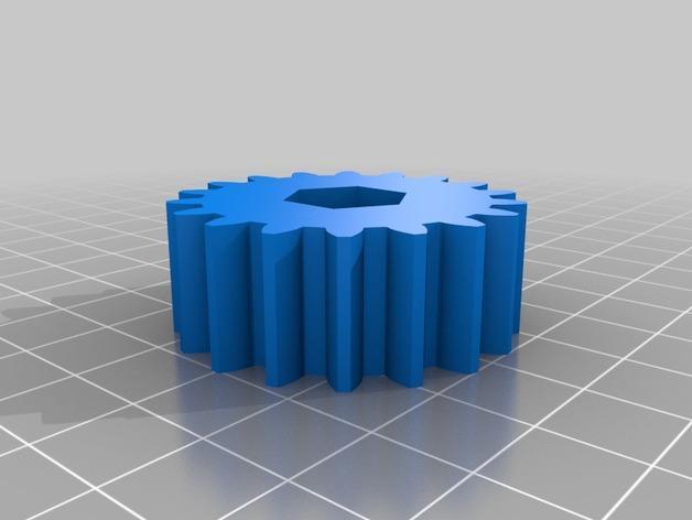 Dremel的钻床 3D模型  图13