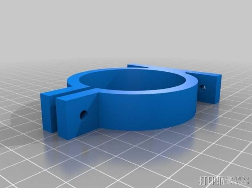 Dremel的钻床 3D模型  图14
