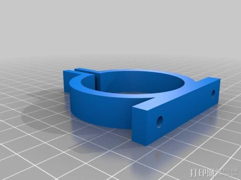 Dremel的钻床 3D模型  图16