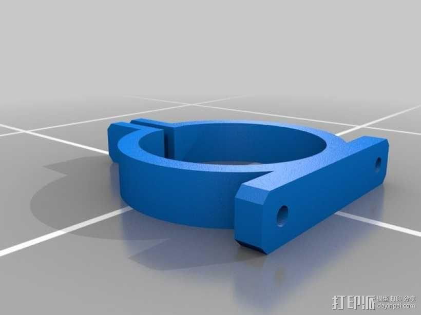 Dremel的钻床 3D模型  图17