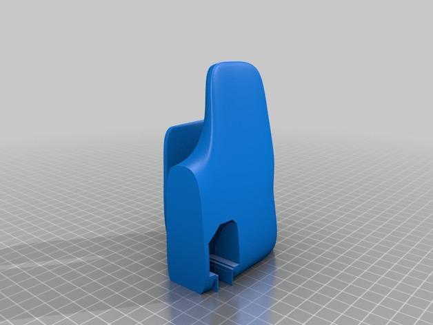 迷你小提琴 3D模型  图2