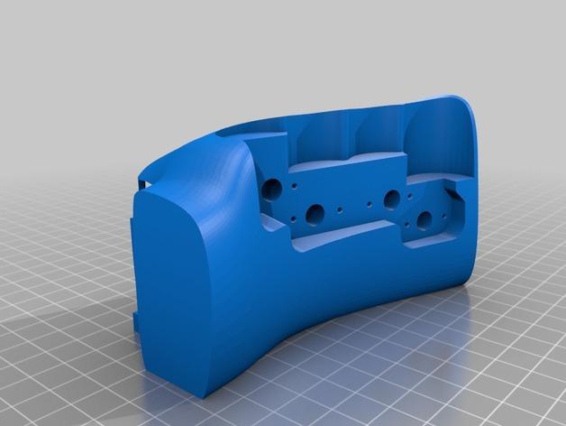 迷你小提琴 3D模型  图5